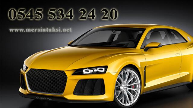 En Yakın Taksi Mersin Bul - 05455342420