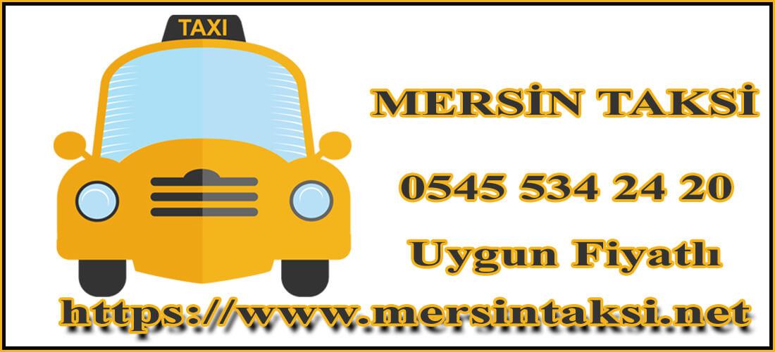 Mersin Taksi Tıkla Anında Gelsin - 05455342420