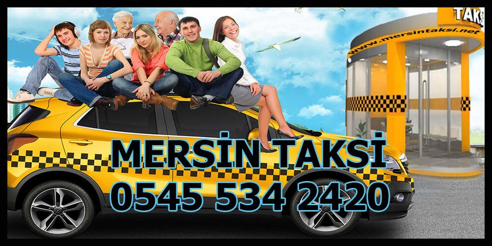 Mersin Taksi Duraklarından En Yakın Taksi Çağır - 05455342420