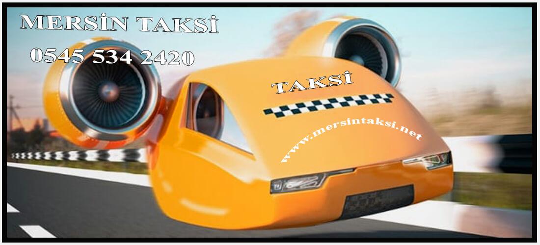 Mersin Uygun Fiyatlı Taksi Hizmeti - 05455342420