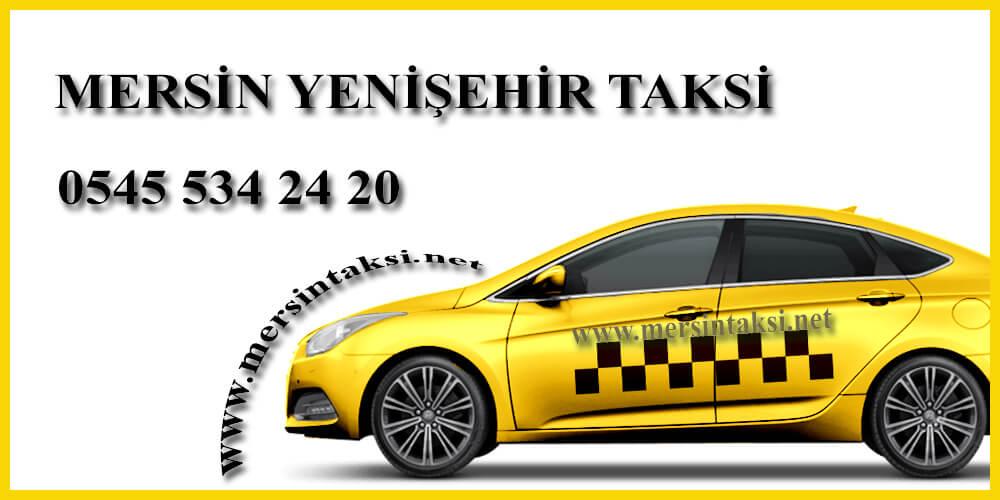 Mersin Yenişehir Taksi (Sana En Yakın Taksi) - 05455342420
